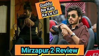 Mirzapur 2 Review, Guddu Finally Gets Mirzapur Seat But Here's The Twist