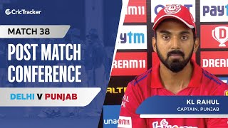 KL Rahul speaks about Punjab's win; Trusting Glenn Maxwell