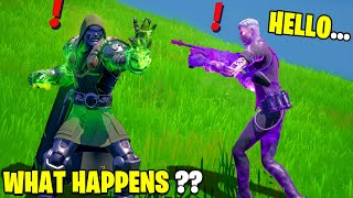 What Happens if Boss Midas Meets Boss Doctor Doom in Fortnite