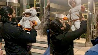 Yash and his son Yatharv Cute Moments | Ayra Yash New Video | Radhika Pandit