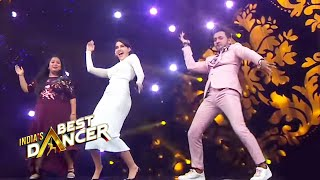 India's Best Dancer Me Nora Fatehi Ki Shandaar Entry | Dussehra Special