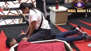 Bigg Boss 14: Pavitra De Rahi Hai Eijaz Ko Massage, Ye Kya Dekh Rahe Hai Hum | BB 14 Unseen Video