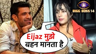 Bigg Boss 14: Sara Gurpal Clears Eijaz Khan Thought Of Her As A Sister | BB 14 Update