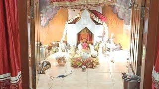 माँ सर्वमंगला मंदिर से Live आरती सप्तमी