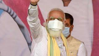 Those who made Bihar 'Bimaru' will not be allowed to return, says PM Modi in Bihar