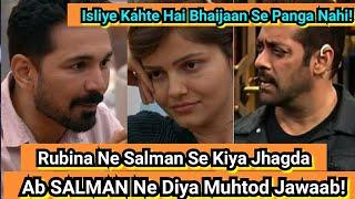 Salman Khan Ne Kiya Palatvaar, Rubina Daliak Ki Li Sabke Saamne Class, Kya Sahi Kiyaa?Bigg Boss 14