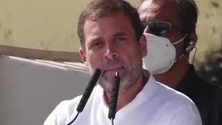 जब बिहार के सैनिक शहीद हुए तब प्रधानमंत्री ने क्या कहा और क्या किया?: राहुल गांधी