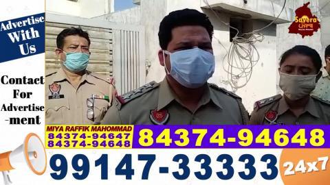Pathankot ਦੀ ਇੱਕ ਪਟਾਕਾ ਫੈਕਟਰੀ 'ਚ Police ਦੀ Raid, ਵੱਡੀ ਗਿਣਤੀ 'ਚ Crackers ਬਰਾਮਦ