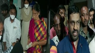 Sabita Indra Reddy Distributes Rupees 10,000 To Each Effected Family | Jalpally | Hyderabad |