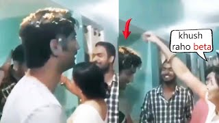 This is How Sushant Singh Welcomed In Patna By Villagers. Rare and unseen Video