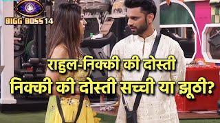 Bigg Boss 14: Rahul - Nikki Ki Nayi Dosti, Kya Nikki Ki Dosti Hai REAL Ya FAKE?
