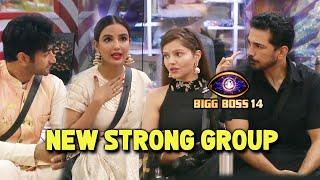 Bigg Boss 14: Nishant Malkani Ki Rubina Ke Group Me Entry, NEW Group Bana Strong