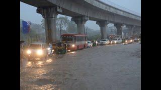 Watch: Heavy rains wreak havoc in Bengaluru, normal life hit