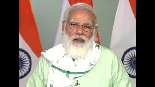 PM Narendra Modi inaugurates three key projects in Gujarat including 'Kisan Suryodaya Yojana'