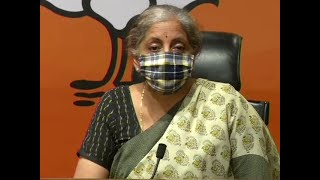 Hoshiarpur rape: Nirmala Sitharaman slams Congress, questions Gandhi siblings silence