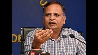 MCD has funds for hoardings, but not for salaries: Satyendar Jain on Delhi doctors' stir