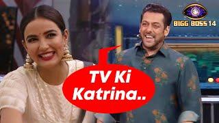 Bigg Boss 14: Jasmin Hai TV Ki Katrina Kaif, Salman Khan Ne Ki Jamkar Tarif