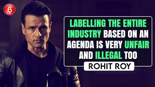 Rohit Roy's BOLD Statements On The Media Trials Against The Film Industry | Lockdown Rishtey