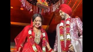 Inside Video : Neha Kakkar And Rohanpreet Singh Marriage #Nehapreet