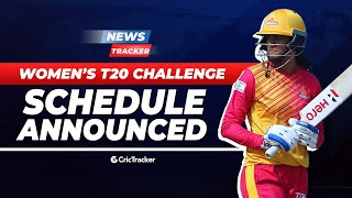 Women's T20 Challenge Schedule Announced, Chennai Eliminated From The Race Of Playoffs