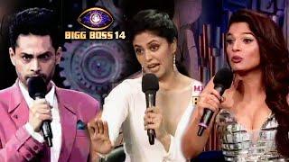 BB14: Entry Ke Pehle Hi Wild Card Entries Me Bada Jhagda, Kavita Kaushik, Shardul, Naina