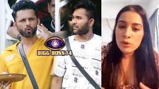 Bigg Boss 14: Rahul Vaidya Ke Jaan Ke Nepotism Comment Par Sara Gurpal Ka Reaction | BB 14
