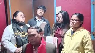 Mising song by Dr. Pabitra Pegu & Diptirani Pegu.