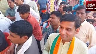 दंगल गर्ल उतरी बरोदा के मैदान में क्या विपक्षियों को दे पाएगी पटकनी कांग्रेस पर जमकर बरसीं