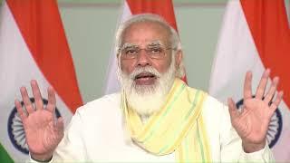 PM Modi addresses PM SVANidhi Scheme beneficiaries of Uttar Pradesh | PMO
