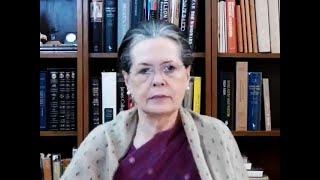 Sonia Gandhi slams Bihar govt, says people with Mahagatbandhan
