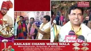 दिल्ली के शक्ति नगर में देहली मैत्री संघ द्वारा दशहरे का उत्सव मनाया गया।