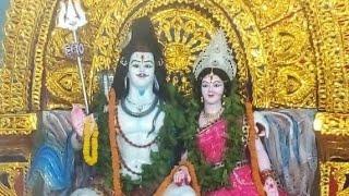 Dussehra Puja Pandal | Trinatha Club - Kacheripola, Somepur, Cuttack | Satya Bhanja
