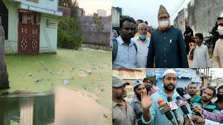 Osman Nagar Ki Awaam Abhi Tak Doobi Hui hain | Hyderabad |@Sach News