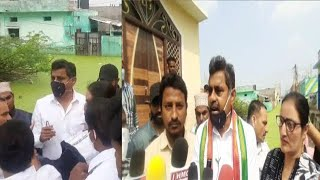 Konda Vishweshwar Reddy Visits Osman Nagar | Kya Ab Inlogo Ko Madat Milegi |@Sach News