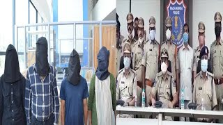 Nepali Robbers Ne Ki Hyderabad Mein Choori | Nacharam |@Sach News