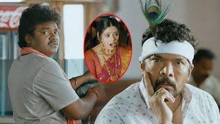 Posani Comedy With Shakalaka Shankar | Savithiri Movie Scenes | Nara Rohith | Nanditha Raj