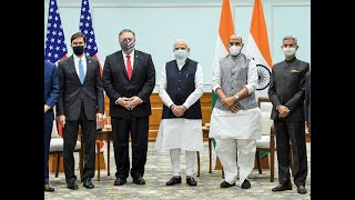 Mike Pompeo, Mark Esper meet Modi, PM lauds success of 3rd India-US 2+2 dialogue
