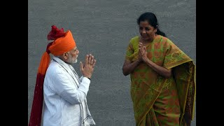 PM Modi meets FM Nirmala Sitharaman, discusses state of economy and stimulus package