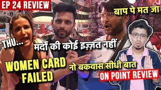 Bigg Boss 14 Review EP 24 | Rahul Vaidya CLEAN CHIT, Jasmin Women Card Failed, Jaan Baap Par Mat Jaa