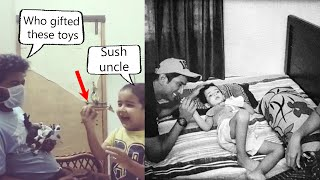 Cute Little Kid Remembering Sushant Singh Rajput Will Make You Cry