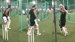 Sushant Singh Rajput Practising Like a Real Cricketer for MS Dhoni Movie