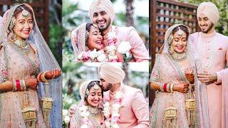 Neha Kakkar & Rohan Preet Official Wedding Album Very Romantic Moments | Neha Kakkar Wedding Video