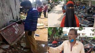 Apne Hi Bhai Aur Bhaabi Par Kiya Jaanleva Hamla | Saidabad | Hyderabad |@Sach News