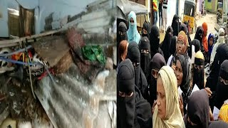 Old City Vattepally Ke Awaam Maang Rahi Hai Telangana Govt Se Madad | Hyderabad |@Sach News
