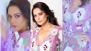 Preity Zinta Very Hot Sizzling Photoshoot For Magazine | Preity Zinta Very Hot Video