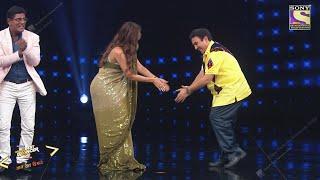 India's Best Dancer | Jethalal Ki Kiya Malaika Arora Ke Sath Garba | Taarak Mehta Ka Ooltah Chashmah