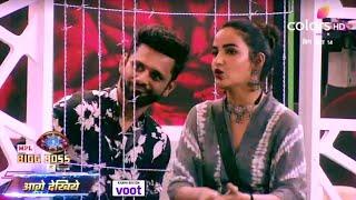 Bigg Boss 14: Rahul Vaidya Aur Jasmin Ka Amna Samna, Kya Eijaz Jasmin Ko RED ZONE Me Bhejega?