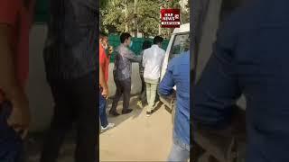 निकिता तोमर के हत्यारे तौफीक को फरीदाबाद के पुलिस कमिश्नर कार्यालय में हुआ मीडिया ट्रायल।