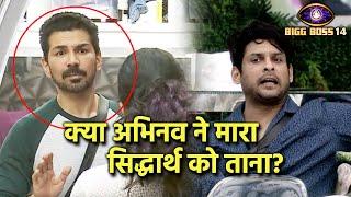 Bigg Boss 14: Kya Abhinav Shukla Ne Mara Sidharth Shukla Ke Jeet Par TAUNT?   BB 14 Update