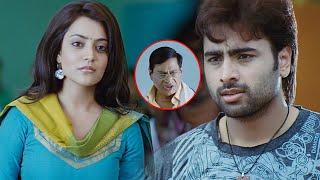 Nisha Agarwal Upset with Nara Rohith | En Kaathalukku Naane Villan Movie Scenes | Nisha Agarwal